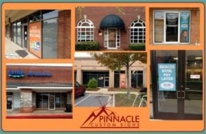 Window Graphics & Vinyl Lettering For Windows