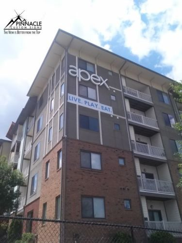 Apartment Building Signs
